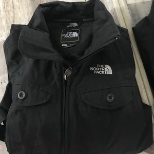 The north face jacket hyvent
